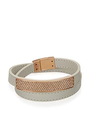 Swarovski Armband  goldfarben/weiß