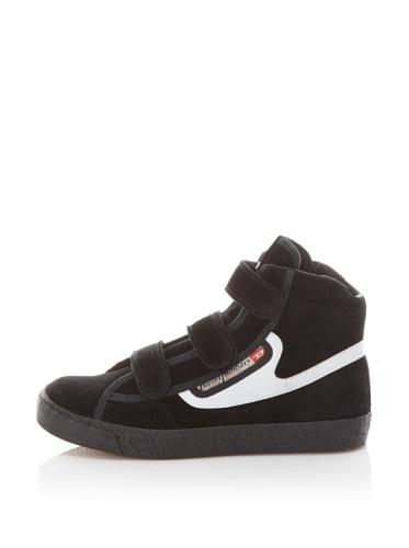 Diesel Kids It's a Hit Upward Sneaker (Black)