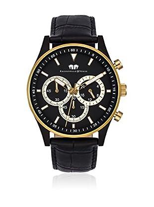 Rhodenwald & Söhne Reloj con movimiento cuarzo japonés 10010135 Negro 43  mm