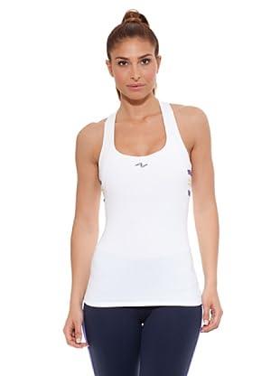 Naffta Camiseta Tirantes Line (Blanco)