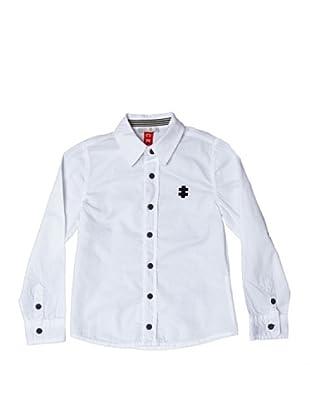 CKS Camisa Casual (Blanco)