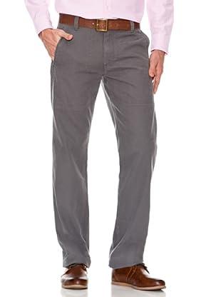 Dockers Pantalón Recto Casual (gris oscuro)