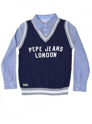 Pepe Jeans Kids Hemd Anderson (Dunkelblau)
