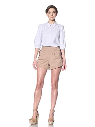 French Connection Women's Nina Cotton Short