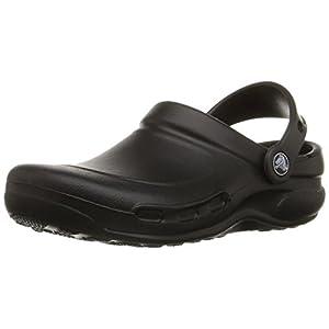 Crocs Specialist Unisex Black clogs 2 D(M) US Men's / 4 B(M) US Women's