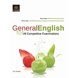 General English for All Competitive Examinations (Old Edition)