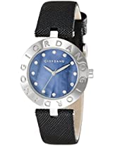 Giordano Analog Blue Dial Women's Watch - 2754-01