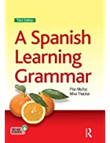 A Spanish Learning Grammar, Third Edition: Volume 2