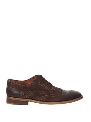 Springfield Zapato Picados (marrón oscuro)