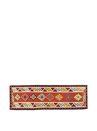 RugSense Alfombra Kilim Kashkai Rojo/Multicolor