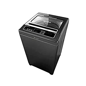 Whirlpool 6.5 Kg 1-2-3 NXT 652SD Top Loading Fully Automatic Washing Machine-Grey Chrome