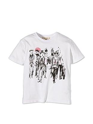 LTB Jeans T-Shirt Punk (weiß)