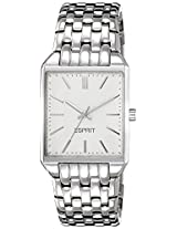 Esprit Analog White Dial Women's Watch - ES104652006