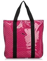 Puma Spirit Shopper Handbag (Beetroot Purple)