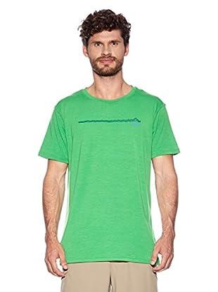 Mountain Hardwear Camisa Técnica Topo Tech S/S T