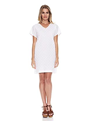 Monoplaza Vestido Birton (Blanco)
