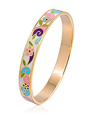 ROSE SALOME JEWELS Brazalete J013 acero bañado en oro 18 ct