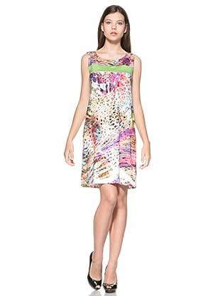Eccentrica Vestido Megan (Multicolor)