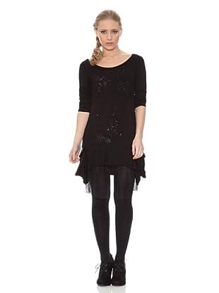 Stix Casual Vestido (Negro)