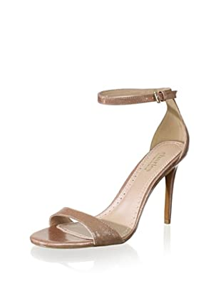 Charles by Charles David Women's Radial Sandal (Copper Glitter)