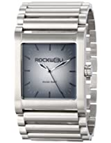 Rockwell Rockwell Time Unisex Rk104 Rook Stainless Steel Silver And Fade Watch - Rk104