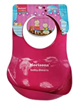 Baby Dreams Crumb Catcher Bib (Colours May Vary)