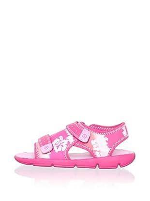 Stride Rite Kid's Rita Water Sandal (Toddler/Little Kid) (Pink/Sorbet)