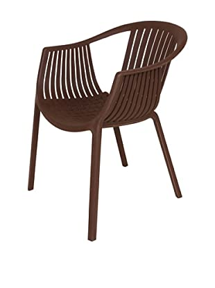 Control Brand Astrid Arm Chair, Coffee