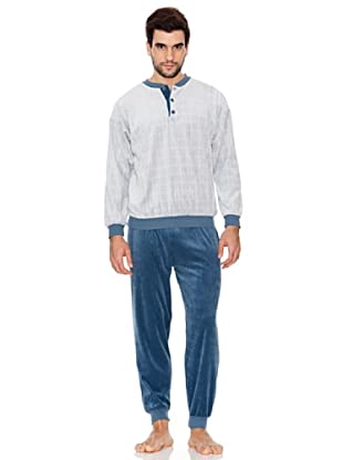 Basket Pijama Caballero (gris)