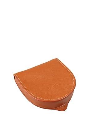 Nava Design Portamonete Saffiano (Arancio)