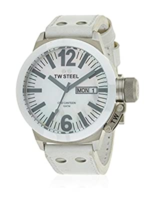 TW Steel Orologio al Quarzo Woman CE1037 45 mm