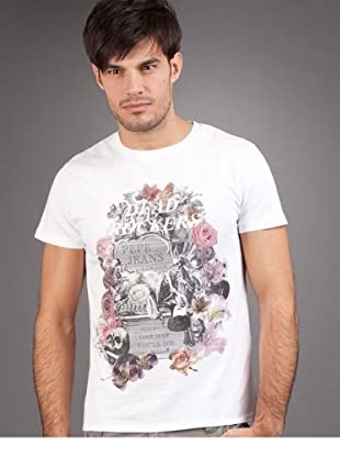 Pepe Jeans London T-Shirt weiß XL