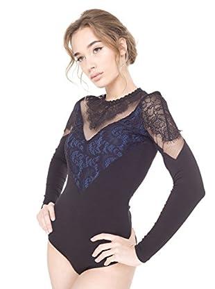 Arefeva Body schwarz/blau M