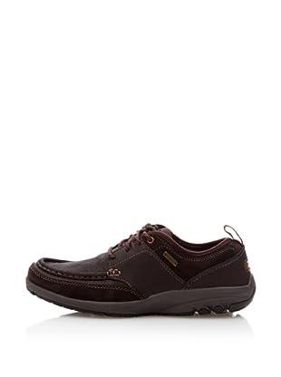 Rockport Zapatos Casual Waterproof Armoc Front (Marrón)