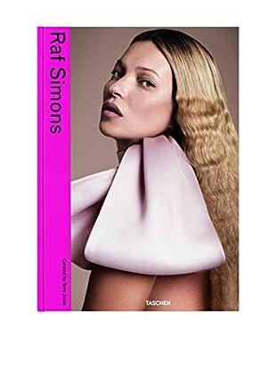 Raf Simons Hardcover Coffee Table Book