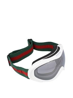 Gucci Unisex Skibrille GG 16537GI weiß