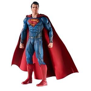 Mattel Superman Man of Steel Movie Masters Superman Action Figure