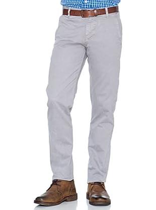 Dockers Pantalón Alpha Tejido Premium (Gris Piedra)