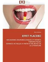 Effet Placebo (Omn.Univ.Europ.)