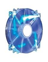 Cooler Master Megaflow 200 Blue LED Silent Cooling Fan (R4-LUS-07AB-GP)