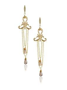 Leslie Danzis Gold Layered Earrings