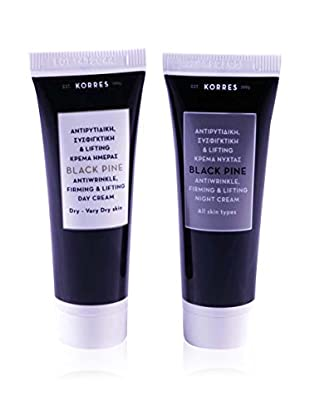 Korres Kit Facial 2 Piezas Black Pine
