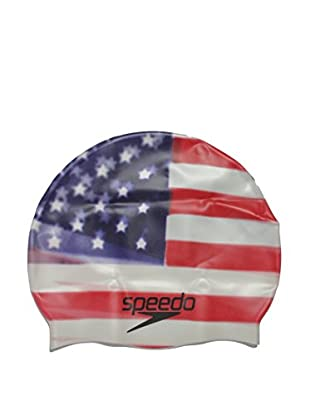 Speedo Badekappe Usa Flag Uni