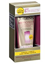 Jergens Bb Protect Body Cream 6oz Spf#15 Light Skin Tones (3 Pack)