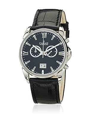 Charmex Uhr mit schweizer Quarzuhrwerk Man Geneva 42 mm