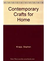 Contemporary Crafts for Home