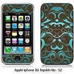 Apple Iphone 3G Topskin No-52