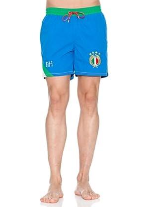 Pedro Del Hierro Bañador Italia (Azul)