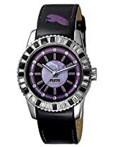Puma Analog Black Dial Women's Watch - PU102012001