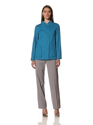JIL SANDER Women's Poplin Coat